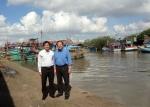 Chuỗi hoạt động của Chủ tịch Hội Nghề cá Việt Nam - TS Nguyễn Việt Thắng tại Bến Tre