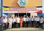 Tập đoàn Việt - Úc: Vinh dự đón tiếp đoàn bên Bộ NN&PTNT đến tham quan và làm việc tại Công ty Cổ phần Thủy sản Việt - Úc