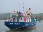 Phú Yên: Tiếp nhận tàu cá vỏ thép trị giá 18 tỷ đồng