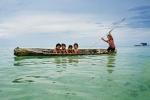 """Bộ tộc """"du mục biển"""" ở Borneo"""
