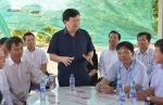 Phó Thủ tướng Chính phủ làm việc với tỉnh Bạc Liêu