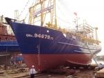 21 mẫu tàu cá vỏ thép khai thác hải sản và tàu dịch vụ hậu cần