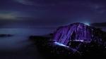 Bờ biển xanh huyền ảo tại Nhật Bản