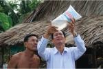 Giám đốc Dương Hùng: 25 năm vẫy vùng tôm giống