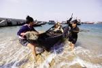Tiếp tục theo dõi, quan trắc giám sát môi trường biển