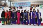 Giám đốc DNTN Thủy sản Đắc Lộc vinh dự dự Đại hội Đại biểu Phụ nữ toàn quốc khóa XII