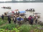 Tai nạn đường thủy nghiêm trọng giữa tàu chở hàng và thuyền đánh cá