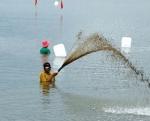 Giải pháp quản lý chất thải hữu cơ mô hình nuôi tôm trên ao đáy đất