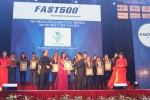 Thủy sản Đắc Lộc có tên trong Bảng xếp hạng FAST500