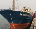 Quảng Bình: Hạ thủy thêm tàu khai thác vỏ thép