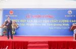 Tập đoàn Việt - Úc:  Khởi công Khu phức hợp sản xuất tôm chất lượng cao thứ ba