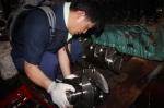 Công bố kết quả thẩm định tàu vỏ thép 67 hư hỏng