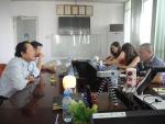 Hội Nghề cá Việt Nam: Thăm và làm việc tại VinaCert