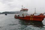 Cứu tàu cá cùng 6 ngư dân bị nạn trên biển