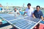 Ứng dụng điện mặt trời trên tàu lưới vây: Cần nhân rộng mô hình