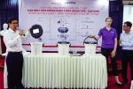 Vinhthinh Biostadt: Ứng dụng công nghệ mới trong quản lý chất lượng tôm giống