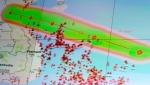 Bộ NN-PTNT gửi công điện khẩn trương ứng phó bão số 10