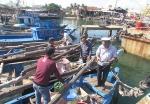 Truy quét khai thác thủy sản bằng xung điện