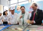 Khai mạc Hội chợ cá tra và các sản phẩm thủy sản Việt Nam