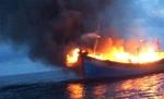 """Vì sao các vụ cháy """"tàu cá 67"""" gia tăng?"""