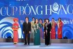 """Giám đốc Công ty Đắc Lộc được tôn vinh """"Nữ doanh nhân Việt Nam tiêu biểu năm 2016 - Cúp Bông hồng vàng"""""""