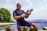 Nghề ủ rượu dưới đáy biển Croatia