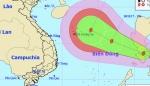 Dự báo thời tiết 10/11: Biển Đông hứng bão số 13