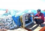 Dùng đèn led trong khai thác hải sản: Giúp ngư dân thấy rõ lợi ích thiết thực