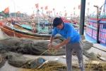 Nghệ An: Diễn Châu đánh bắt được 44.300 tấn hải sản