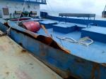 Sắp đến Tết, nhiều tàu 67 hư hỏng vẫn chưa sửa xong: Do bão số 12?