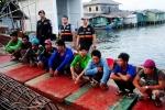 Đánh bắt trái phép ở vùng biển nước ngoài: Đề xuất cơ quan công an vào cuộc