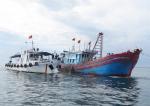 Đẩy mạnh kiểm tra, xử lý nghiêm tàu cá vi phạm