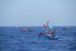 Công văn số 412/BNN-TCTS: Về việc xử lý tàu cá vi phạm vùng biển nước ngoài