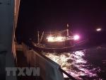 Ngư dân Quảng Ngãi được cơ quan chức năng Trung Quốc cấp cứu