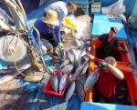 Nước rút gỡ 'thẻ vàng' cho thủy sản Việt Nam