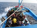 Xóa nạn tàu cá vi phạm vùng biển nước ngoài
