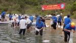 Khánh Hòa thả hơn 1 triệu giống thủy sản tái tạo nguồn lợi