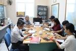 Chi bộ Hội Nghề cá Việt Nam họp thường kỳ tháng 4