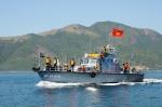 Quảng Ngãi: Tập huấn công tác biển đảo và bảo hộ ngư dân