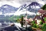 Hallstatt - Viên ngọc của nước Áo