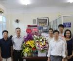 Các đơn vị chúc mừng Tạp chí Thủy sản Việt Nam