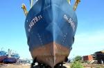 Kháng nghị hủy 2 bản án vụ hỏng tàu vỏ thép