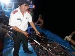 Xử lý 26 phương tiện vi phạm trong khai thác thủy sản