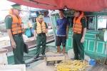 Quảng Ninh: Xử phạt 5 chủ tàu cá khai thác trái phép
