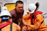 Cứu 10 ngư dân bị ngộ độc thức ăn trên tàu cá