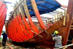 Khó dịch chuyển lao động nghề cá