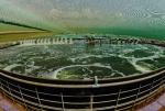 Ấn tượng nuôi tôm hồ nổi tròn tại Bạc Liêu