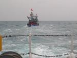 Nghệ An: Cứu hộ thành công tàu cá chết máy