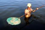 Quảng Nam: Hơn 10 vạn con tôm nuôi chết trắng hồ, nghi do bị đầu độc