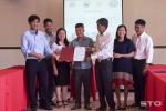 Hợp tác xã Toàn Thắng đạt chuẩn ASC trong nuôi tôm